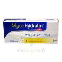 Mycohydralin 500 Mg, Comprimé Vaginal à CHAMPAGNOLE