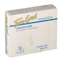Fero-grad Vitamine C 500, Comprimé Enrobé à CHAMPAGNOLE