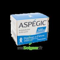 ASPEGIC 500 mg, poudre pour solution buvable en sachet-dose 20 à CHAMPAGNOLE