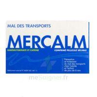Mercalm, Comprimé Pelliculé Sécable à CHAMPAGNOLE