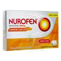 Nurofen 200 Mg, Comprimé Orodispersible à CHAMPAGNOLE