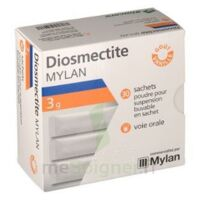DIOSMECTITE MYLAN 3 g Pdr susp buv 30Sach/3g à CHAMPAGNOLE