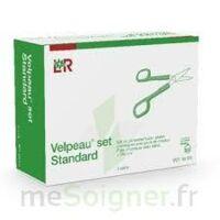 Velpeau Set Standard Set De Pansement Pour Plaies Chroniques Avec Paire De Ciseaux à CHAMPAGNOLE