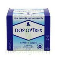 DOS'OPTREX S lav ocul 15Doses/10ml à CHAMPAGNOLE