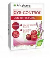 Cys-control 36mg Gélules B/20 à CHAMPAGNOLE