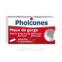 Pholcones Bismuth Adultes, Suppositoire à CHAMPAGNOLE