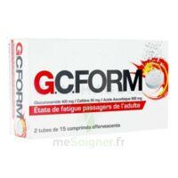 Gcform, Comprimé Effervescent à CHAMPAGNOLE