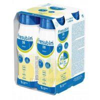 Fresubin Db Drink Nutriment Cappuccino 4bouteilles/200ml à CHAMPAGNOLE
