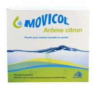 MOVICOL, poudre pour solution buvable en sachet à CHAMPAGNOLE