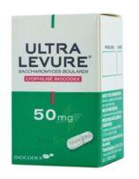 ULTRA-LEVURE 50 mg Gélules Fl/50 à CHAMPAGNOLE
