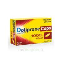 DOLIPRANECAPS 1000 mg Gélules Plq/8 à CHAMPAGNOLE