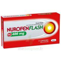 Nurofenflash 400 Mg Comprimés Pelliculés Plq/12 à CHAMPAGNOLE