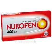 Nurofen 400 Mg Comprimés Enrobés Plq/12 à CHAMPAGNOLE