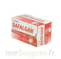 DAFALGAN 1000 mg Comprimés effervescents B/8 à CHAMPAGNOLE