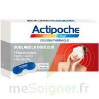 Actipoche Masque Thermique Yeux Et Tempes B/1 à CHAMPAGNOLE
