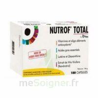 Nutrof Total Caps Visée Oculaire B/180 à CHAMPAGNOLE