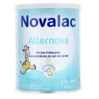 NOVALAC EXPERT ALLERNOVA Aliment infantil B/400g à CHAMPAGNOLE