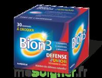 Bion 3 Défense Junior Comprimés à Croquer Framboise B/30 à CHAMPAGNOLE