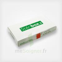 Stéribox Kit Prévention Et Hygiène Pour Les Toxicomanes Avec Seringues 100ui/ml à CHAMPAGNOLE