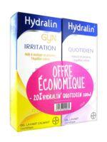 Hydralin Quotidien Gel Lavant Usage Intime 200ml+gyn 200ml à CHAMPAGNOLE