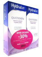 Hydralin Quotidien Gel Lavant Usage Intime 2*200ml à CHAMPAGNOLE