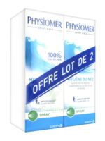 Physiomer Solution nasale adulte enfant 2*Sprays/135ml à CHAMPAGNOLE