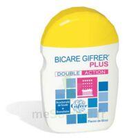 Gifrer Bicare Plus Poudre Double Action Hygiène Dentaire 60g à CHAMPAGNOLE