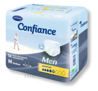 Confiance Men Slip absorbant jetable absorption 5 Gouttes Medium Sachet/8 à CHAMPAGNOLE