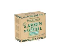 Beauterra - Savon de Marseille - Aloé Vera - 100g à CHAMPAGNOLE