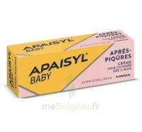 Apaisyl Baby Crème Irritations Picotements 30ml à CHAMPAGNOLE