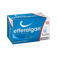 EFFERALGANMED 1 g Cpr eff T/8 à CHAMPAGNOLE