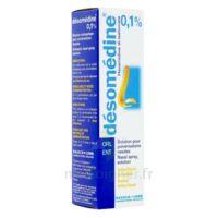 DESOMEDINE 0,1 % S pulv nas en flacon Spray/10ml à CHAMPAGNOLE