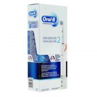 Oral B Professional Brosse Dents électrique Soin Gencives 2 à CHAMPAGNOLE