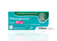 Phloroglucinol Mylan 80 Mg, Comprimé Orodispersible à CHAMPAGNOLE