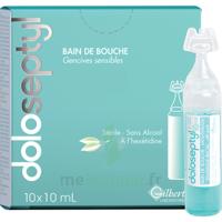 Doloseptyl Bain Bouche 10 Unidoses/10ml à CHAMPAGNOLE