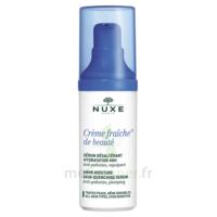 Crème fraiche® de beauté - sérum hydratant 48h et anti-pollution30ml à CHAMPAGNOLE