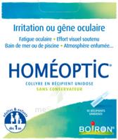 Boiron Homéoptic Collyre Unidose à CHAMPAGNOLE