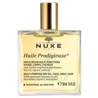 Huile prodigieuse®- huile sèche multi-fonctions visage, corps, cheveux50ml à CHAMPAGNOLE