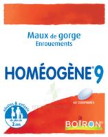 Boiron Homéogène 9 Comprimés à CHAMPAGNOLE