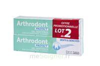 Pierre Fabre Oral Care Arthrodont Protect Dentifrice Lot De 2 X75ml à CHAMPAGNOLE