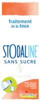 Boiron Stodaline sans sucre Sirop à CHAMPAGNOLE