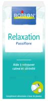 Boiron Relaxation Passiflore Extraits De Plantes Fl/60ml à CHAMPAGNOLE