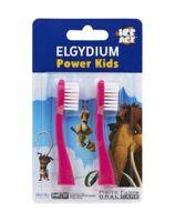 Elgydium Recharge Pour Brosse à Dents électrique Age De Glace Power Kids à CHAMPAGNOLE