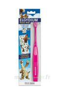 Elgydium Brosse à Dents électrique Age De Glace Power Kids (+ éco Taxe 0,02 €) à CHAMPAGNOLE