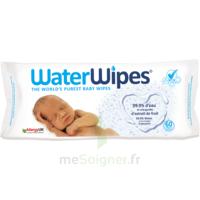 Waterwipes Lingette Nettoyante Bébé B/60 à CHAMPAGNOLE