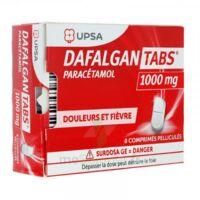 Dafalgantabs 1 G Cpr Pell Plq/8 à CHAMPAGNOLE