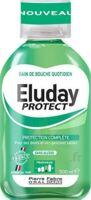 Pierre Fabre Oral Care Eluday Protect Bain De Bouche 500ml à CHAMPAGNOLE