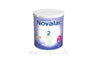 Novalac 2 Lait En Poudre 2ème âge B/800g à CHAMPAGNOLE