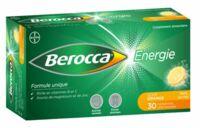 BEROCCA ENERGIE Comprimés effervescents orange B/30 à CHAMPAGNOLE