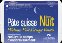 Lehning Pâte Suisse Pastilles à Sucer Bonne Nuit B/40 à CHAMPAGNOLE